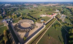 Amphitheater, Xanten Archeological Park
