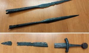 Huge Hoard of 1000-year-old Yotvingian Weapons Unearthed in Poland
