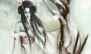 A Heart as Cold as Ice? The Japanese Legend of Yuki-onna, the Beautiful Yet Dangerous Snow Woman