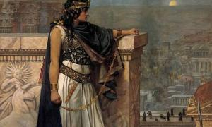 Zenobia, the Warrior Queen of Palmyra, Syria