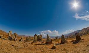 Zorats Karer, the Armenian Stonehenge