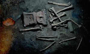 """Archaeologists at the excavation site of Tecoaque near Calpulalpan in Mexico have discovered 24,000 bones relating to the 500-year-old """"sacrifice and revenge slaughter"""" events that brought Zultépec-Tecoaque to a bloody end."""
