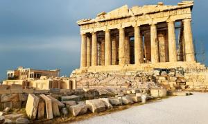 Acropolis - Athens Greece
