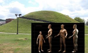 Adena Giant Mound Builders
