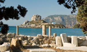 Aegean Island Erotic Graffiti
