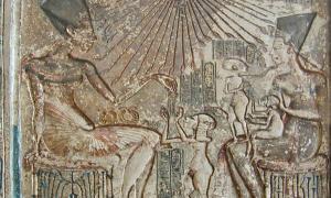 Pharaoh Akhenaton
