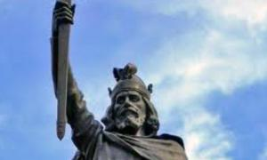 Saxon King - Alfred the Great