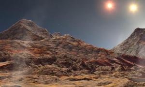Rocky Alien Planets