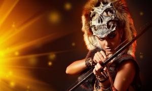 Amazon warrior. Source: Andrey Kiselev / Adobe Stock.