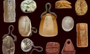 Seals and Amulets in Turkey