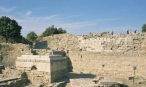 Anatolia ancient house in Turkey
