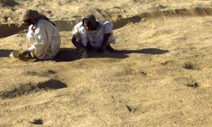 Ancient African Settlement
