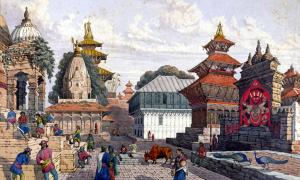 Kathmandu: How Religion and Trade Flowed into an Ancient Water-Filled Valley