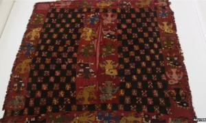 Ancient Paracas Shroud