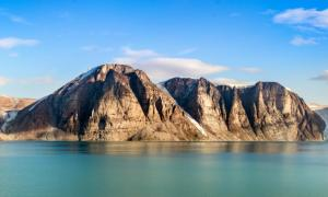 Ancient continent was detected using samples from Baffin Island, Canada      Source: Ruben / Adobe Stock