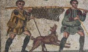 Ancient Dogs Friends of Men