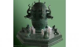 Ancient Chinese Earthquake detector - Zhang ('Chang') Heng