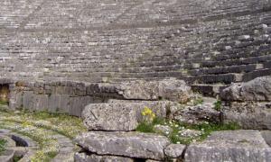 Ancient greek music - theatre
