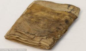 Oldest Jewish Prayer Book