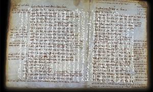 Ancient Greek Manuscript