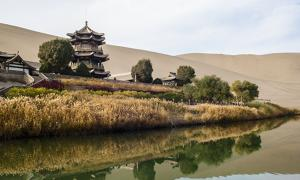 The ancient manuscripts of Dunhuang