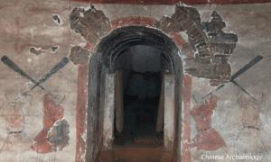 Ancient Mural Discovered in China