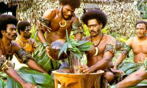 The ancient origins of the ceremonial Kava drink of the Pacific