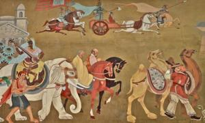 The Ancient Silk Road