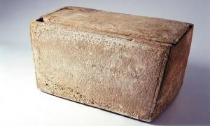 """The James Ossuary, a first-century limestone box used for containing the bones of the dead is now reportedly connected to the """"family tomb of Jesus"""" in Jerusalem."""