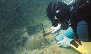 4,000-year-old sunken ship found in Turkey