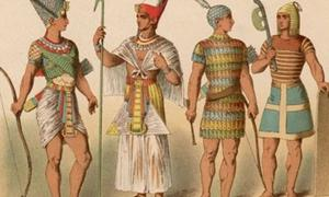 The ancient system of government in the land of the Pharaohs