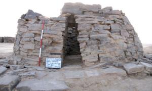 Ancient Tomb in Oman