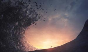 Ancient tsunamis destroyed and killed. Source: Kevin Carden / Adobe Stock.