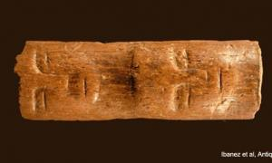 Ancient Ritual Wand in Syria