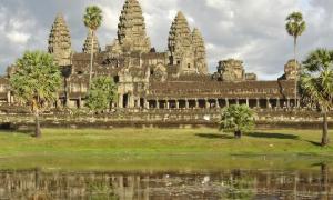 LIDAR Angkor Wat largest city