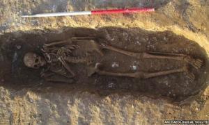 High status Anglo-Saxon burials in Suffolk