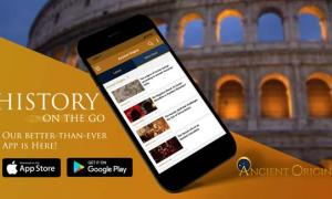 Ancient Origins App