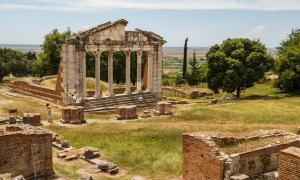 Ruins of Apollonia, Albania