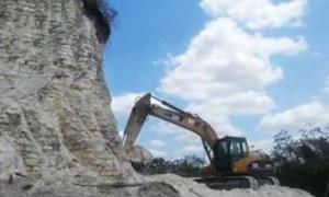 Aarchaeological Destructions