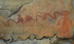 Prehistoric Art - Cosmoloy