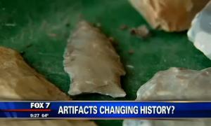 Ancient Artifacts in America