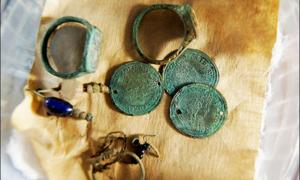 Stash of Sun King's Valuables Found Close to Arctic in Siberia