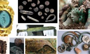 Top 10 Treasure, Artifact, and Valuable Finds of 2015