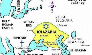 Ashkenazi Jews Descend from Europeans