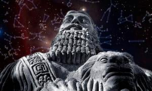 Medieval stargazers. People have been fascinated by the stars and their possible influence over our lives, long before and after the time of Babylonian astrology.