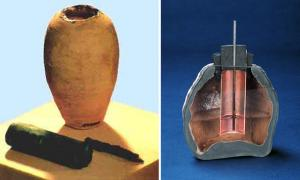 Baghdad Battery as a medical device