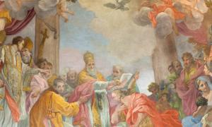 The Baptism of Emperor Constantine