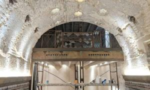 Renovations at Cervecería Giralda uncovered the remains of an ancient Seville bathhouse. Source: Álvaro Jiménez