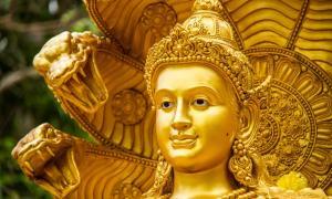 Nayanar statue of the Bhakti movement. Source: Lightofchairat / Adobe Stock.