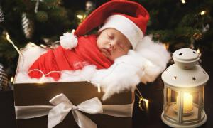 Birth rates are lowest in many countries on Christmas Day.    Source: blackday / Adobe Stock